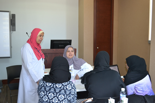 Research Process workshop